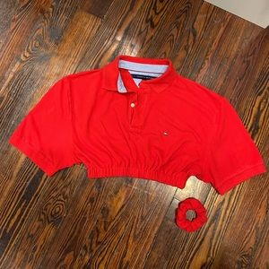 Reworked Tommy Hilfiger Polo
